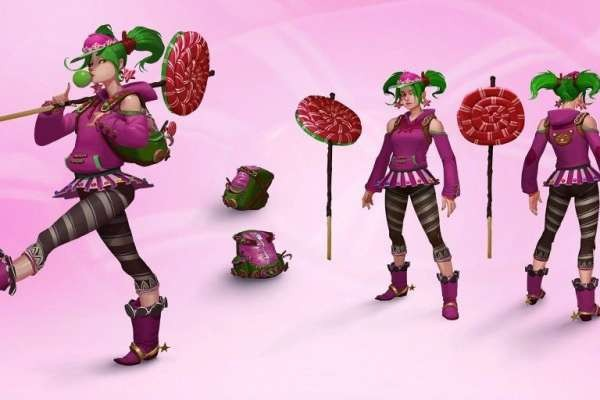 Fortnite's Zoey Skin disabled due to Bug